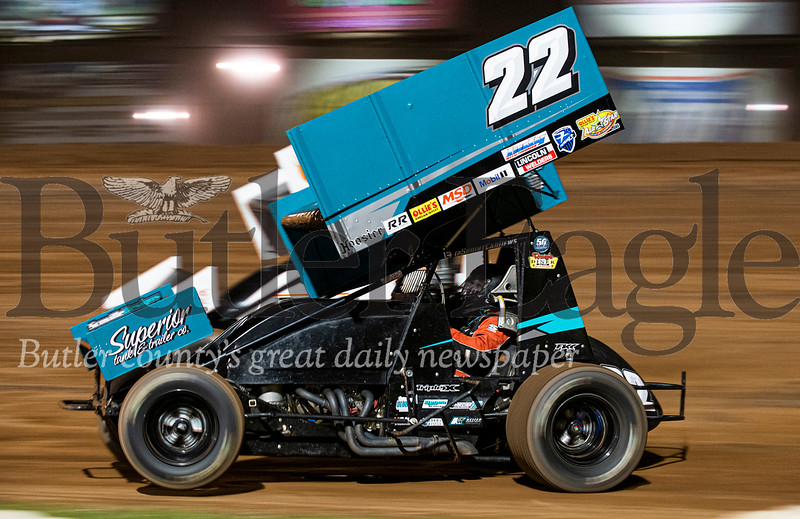 TONY STEWART ALL STARS SPRINT SHOWING