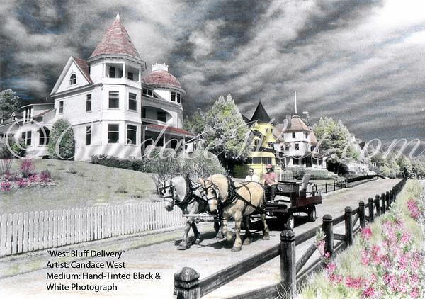 Mackinac Island Fine Art