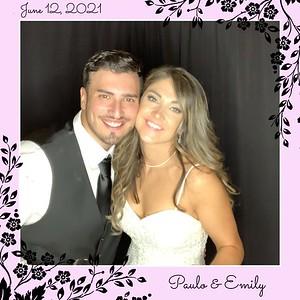 Paulo & Emily - June 12, 2021