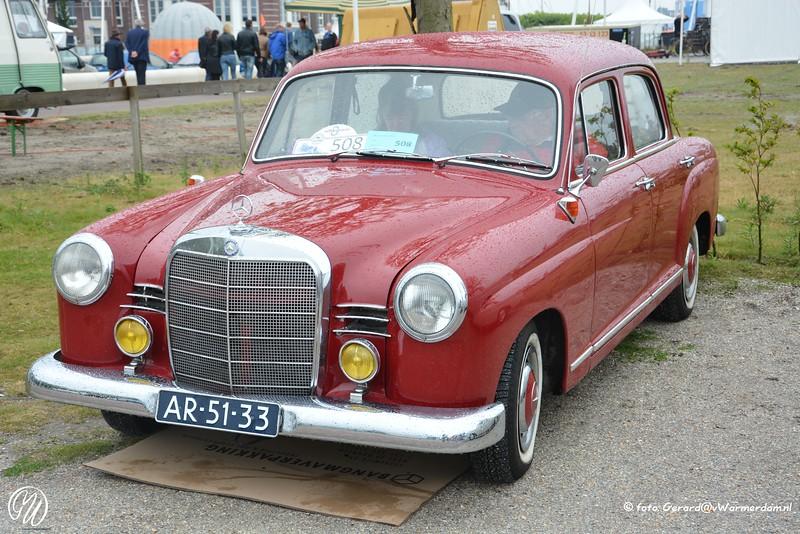 Mercedes-Benz 190 D, 1960