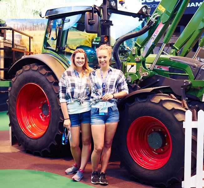 Farming Simulator at Gamescom 2016