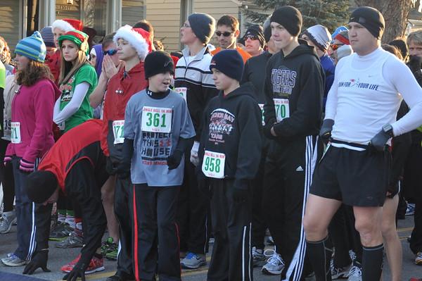 2011 Jingle Bell Run