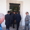 Gibraltar - Mayor of La Linea makes official visit to Gibraltar to discuss co-operation