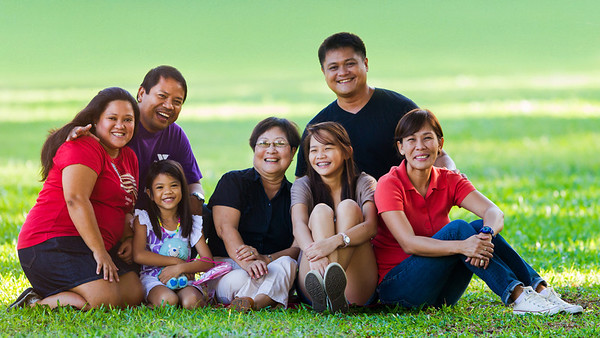 Letty Alcala Family