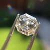 3.30ct Vintage Asscher Cit Diamond GIA J VS1 39