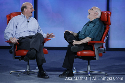 Interview with Steve Ballmer