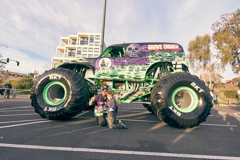 Grossmont Center Monster Jam Truck 2019 83.jpg