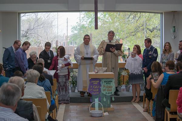Baptism: Hall