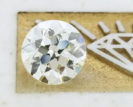 1.94ct Old European Cut Diamond - AGS N, VS2
