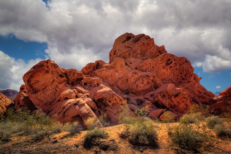 Travel Photography Blog - Nevada. Northshore Road