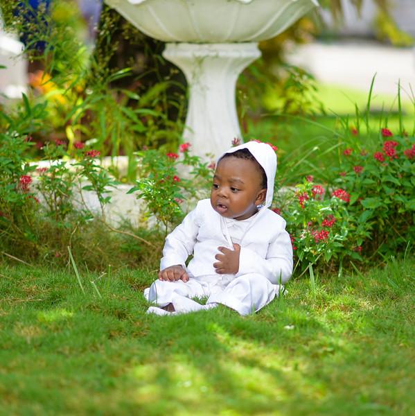 Ketlaine Baby Christening