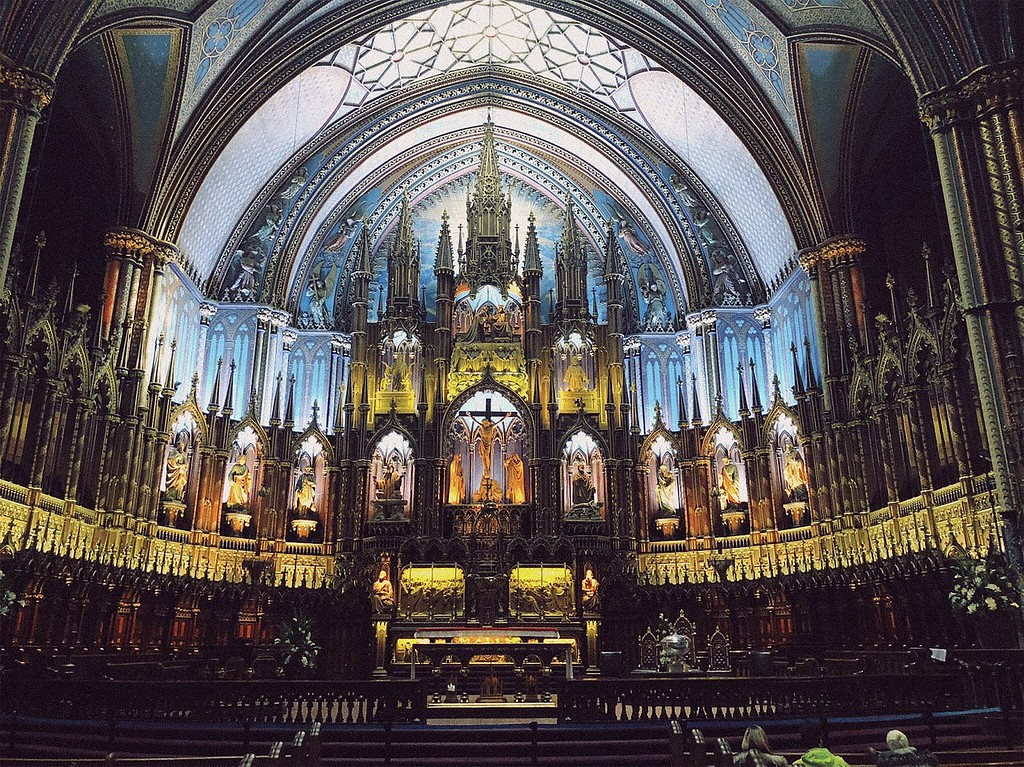 Notre-Dame Cathedral / Basilique Notre-Dame