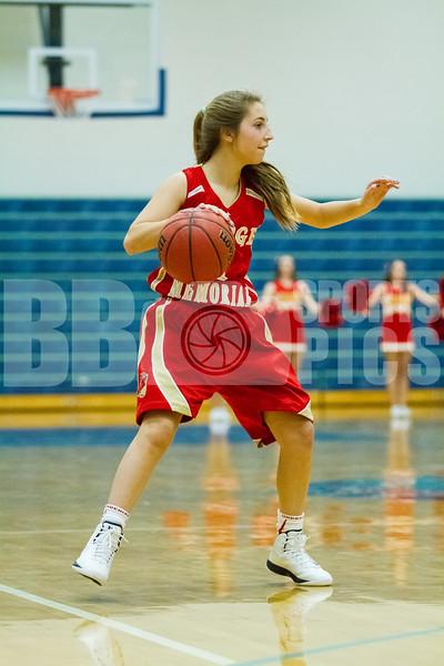Girl's Basketball 2014-2015