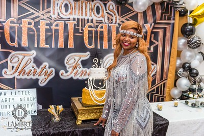 Fatima 35th Birthday party