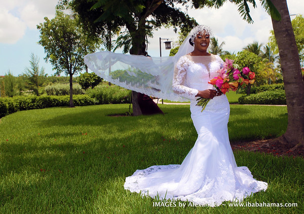 Tyrowanda & Alonzo | Nassau Wedding