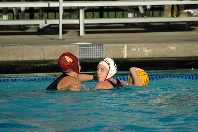 bhs girls  polo vs ma - pal tournament 2008