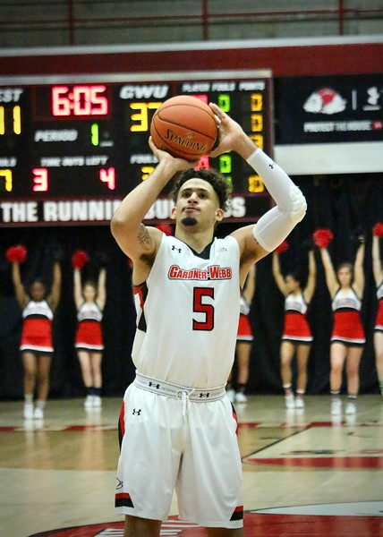 GWU Men's Basketball vs. Bob Jones University