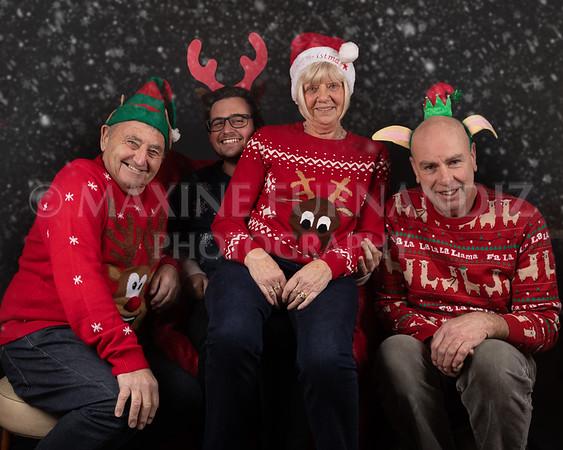 THE FAMILY BEN JOHN LINDA MAX DAVID 2018