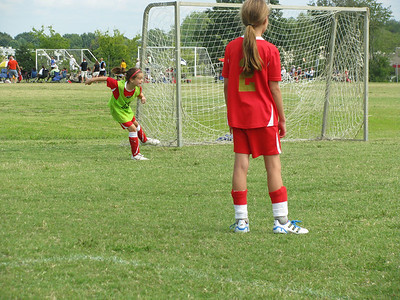 Sept. 25, 2011-Hailey Soccer