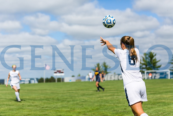 Women's Soccer vs. Lycoming (Photos by JB/MS)
