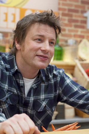 Jamie Oliver at Jamie's Kitchen, Los Angeles, CA 01/12/2011
