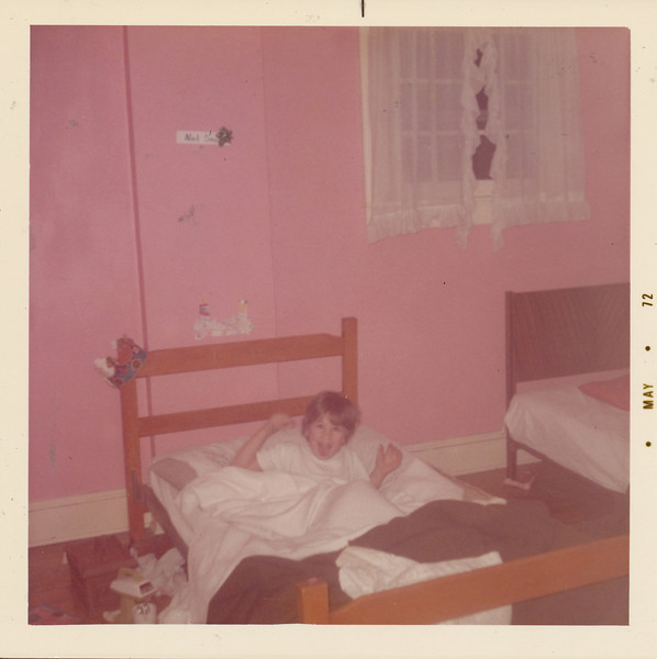 Annette in bed 1972.jpg