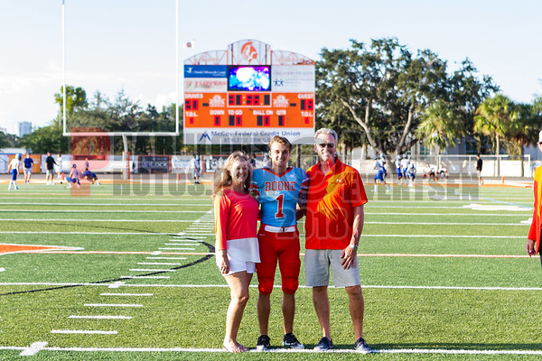 Apopka Blue Darters @ Boone Braves Varsity Football - 2018