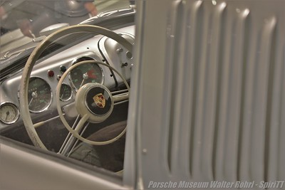 Porsche Museum Walter Röhrl