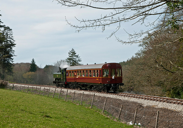 Bodmin and Wenford Railway Spring Gala