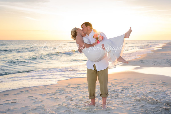 Mr. and Mrs. Baltzell  |  Carillon Beach