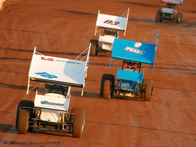 Williams Grove August 17, 2007