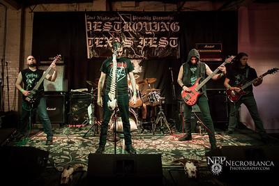Destroying Texas Fest 12