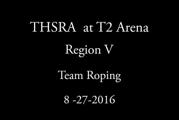 Saturday  'Team Roping'