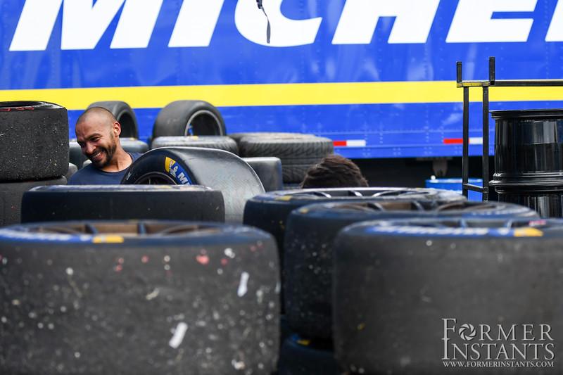 Michelin's Race Prep