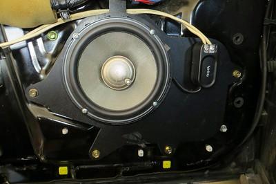 1998 Lexus GS300 Front Door Speaker Installation - USA