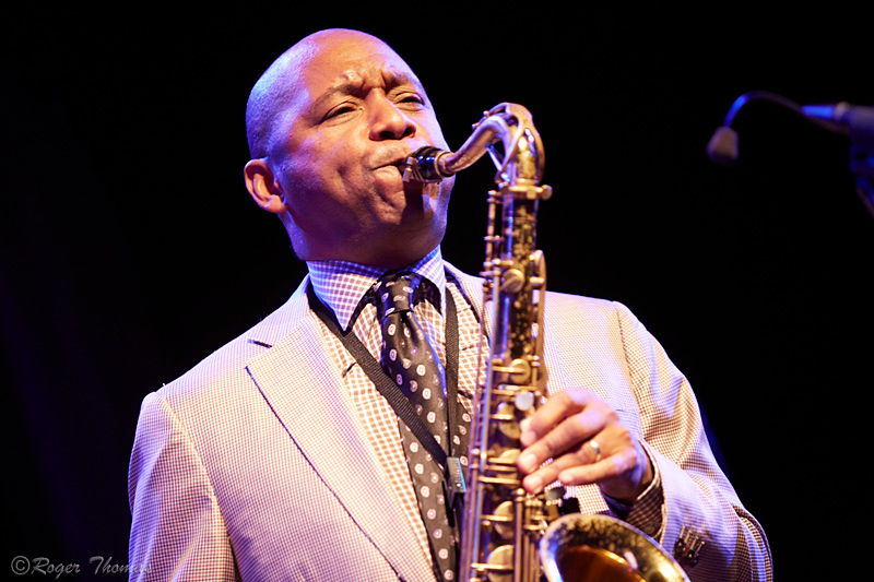 Branford Marsalis Quartet, London Jazz Festival 14th Nov 2014, Queen Elizabeth Hall, London, Branford Marsalis - saxophones, Joey Calderazzo - piano, Eric Revis - bass, Evan Sherman - drums