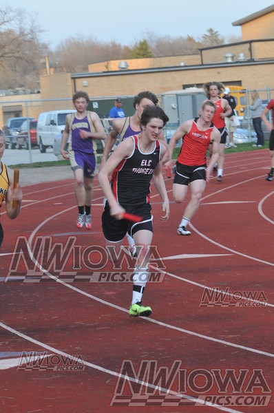 HS Boys Track 2013
