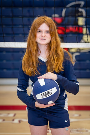 2021 Middle School JV Volleyball