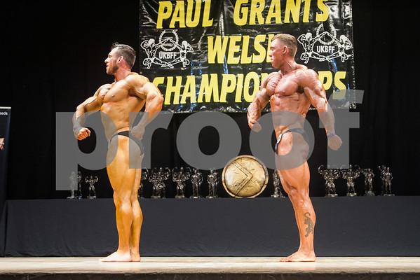 Bodybuilding Under 100kg