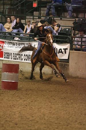 SLHSRA Barrel Racing  02/24/2007