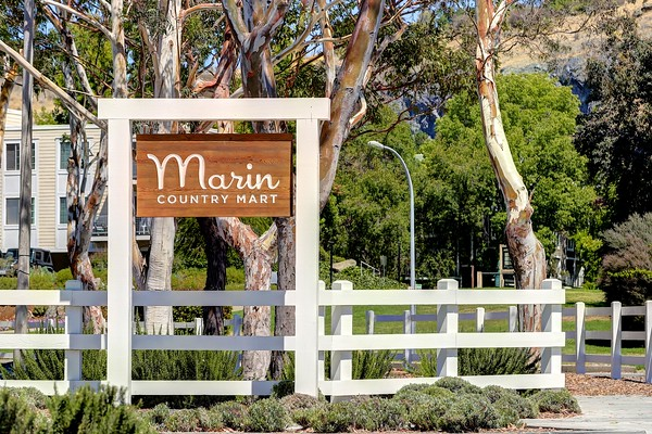 Larkspur - Marin Country Mart