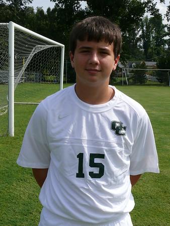OCHS Boys Soccer Player Pics