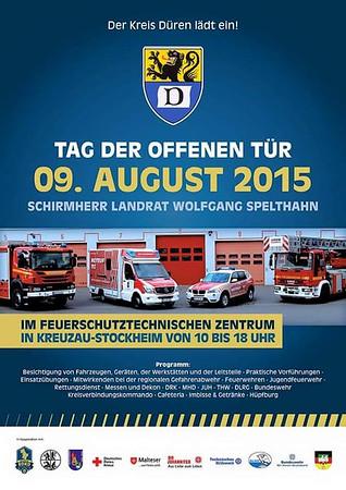 Feuerschutztechnisches Zentrum Kreuzau-Stockheim