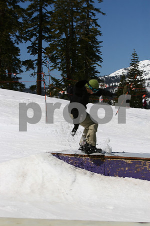 4/6/09 Easy Rider Broadway Terrain Park Upper Boxes Action Photos Jack