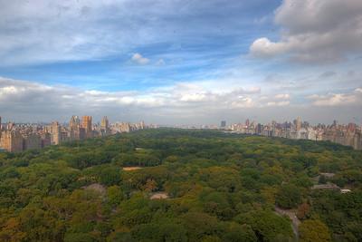 Central Park Fall