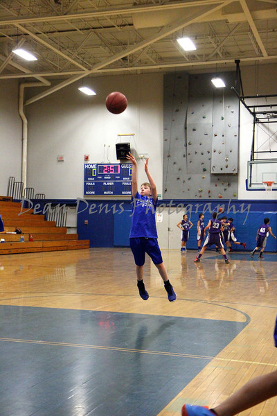 Lawrence 8th Grade  vs. Waterville