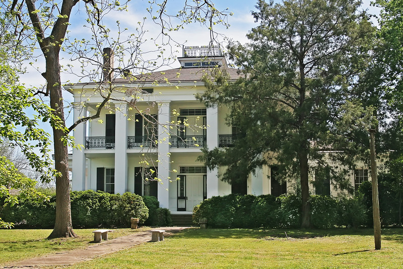Lyon Hall, Demopolis, Alabama