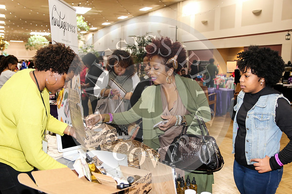 Jackson Natural Hair Expo 2018 part 2 of 3