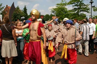 Fata Morgana 2006 - Ster 2 Ali Baba met zijn 40 rovers