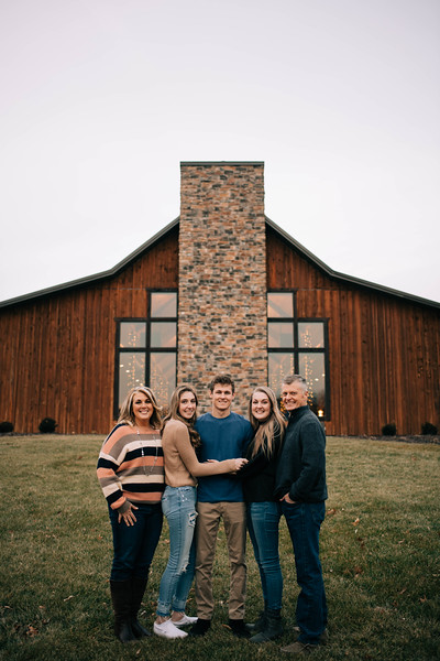 holwegners - family